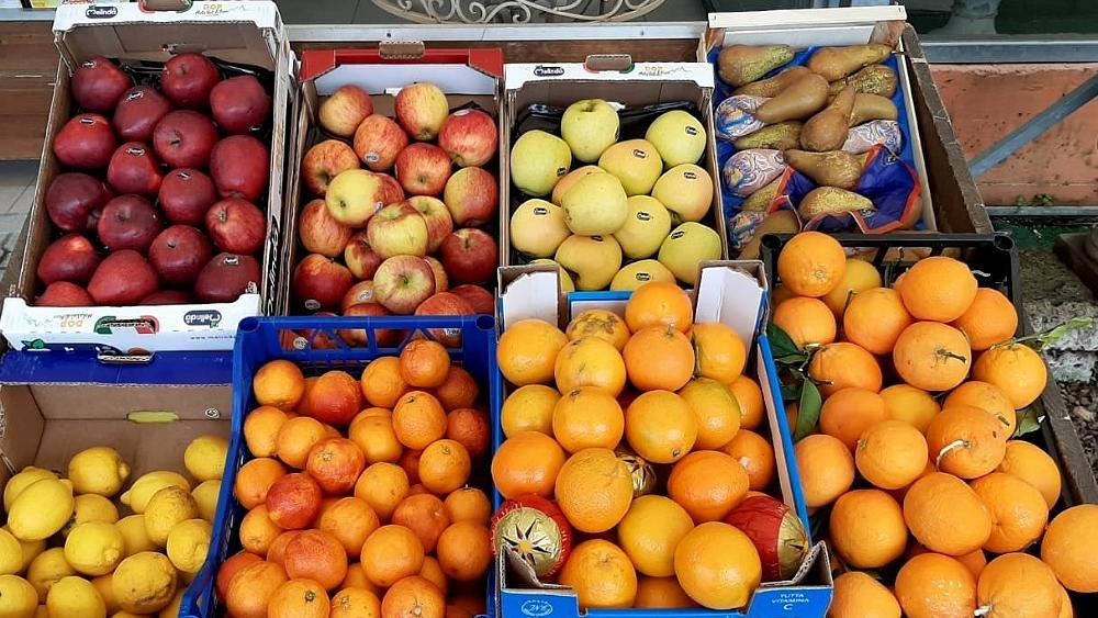 Frutta e Verdura a Domicilio con Ortoflora Versiliese